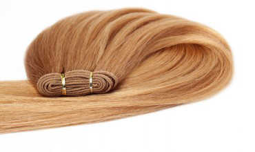 Hair extensions i alle farver